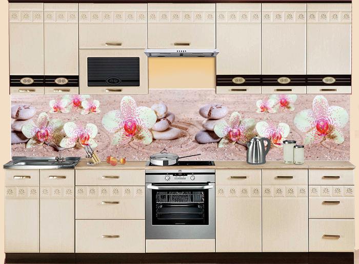 конкретный пример, фото панелей мдф с цветами него есть